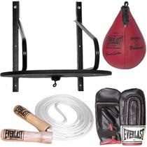 Deluxe Six Piece Speed Bag Set